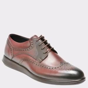 Pantofi OTTER visinii, 16375, din piele naturala