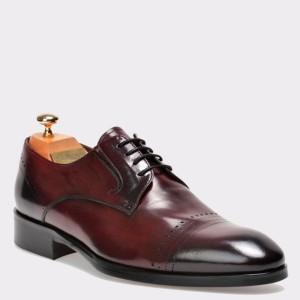 Pantofi LE COLONEL visinii, 32754, din piele naturala