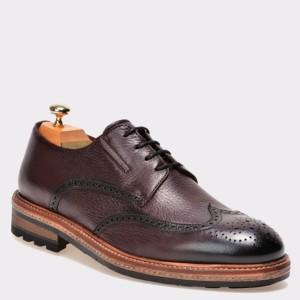 Pantofi LE COLONEL visinii, 47602, din piele naturala