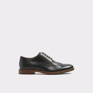 Pantofi ALDO negri, Barto98, din piele naturala