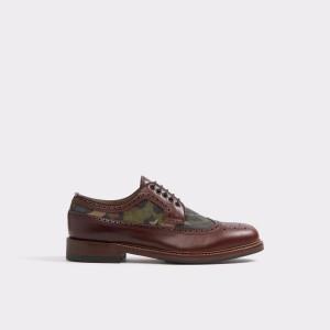 Pantofi ALDO maro, Brant22, din piele naturala