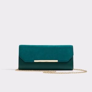 Poseta ALDO verde, Bruli46, din material textil