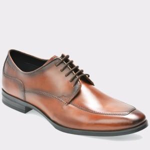 Pantofi BUGATTI maro, 44602, din piele naturala
