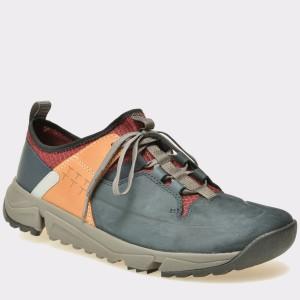Pantofi CLARKS bleumarin, 6127485, din piele intoarsa