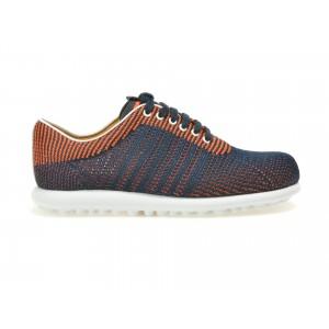 Pantofi CAMPER bleumarin, K200456, din piele ecologica