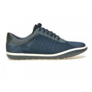 Pantofi CAMPER bleumarin, K100197, din piele ecologica