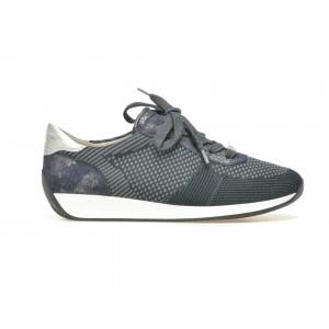 Pantofi ARA bleumarin, 3402799, din material textil
