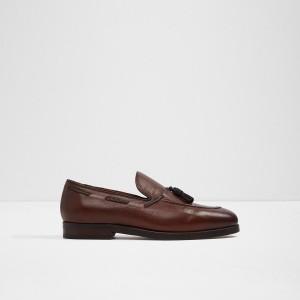 Pantofi ALDO maro, Feodo22, din piele naturala