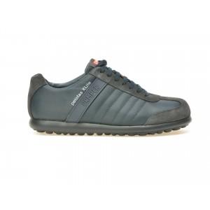 Pantofi sport CAMPER bleumarin, 18302, din material textil si piele naturala