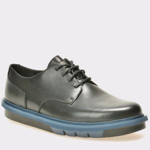 Pantofi CAMPER negri, K100149, din piele naturala