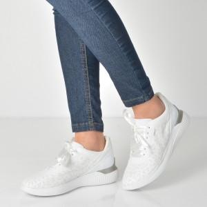 Pantofi Sport Geox Albi, D828sc, Din Piele Naturala