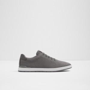 Pantofi ALDO gri, Heary, din material textil