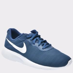 Pantofi sport pentru copii NIKE bleumarin, 818381, din material textil