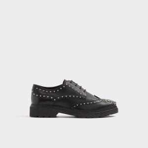 Pantofi ALDO negri, Kedel97, din piele naturala