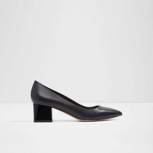 Pantofi ALDO negri, Kolit97, din piele naturala