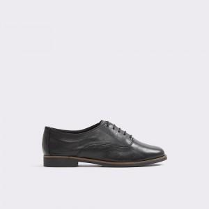 Pantofi ALDO negri, Mcallis97, din piele naturala