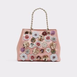 Poseta ALDO roz, Merca55, din material textil