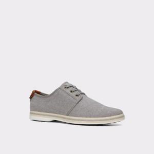 Pantofi ALDO gri, Adrauni, din material textil