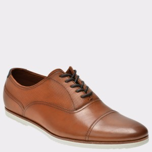 Pantofi ALDO maro, Cyforien, din piele naturala