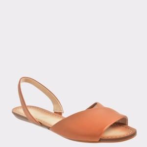 Sandale ALDO maro, Roedien, din piele naturala