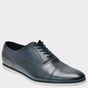Pantofi ALDO bleumarin, Cyforien, din piele naturala