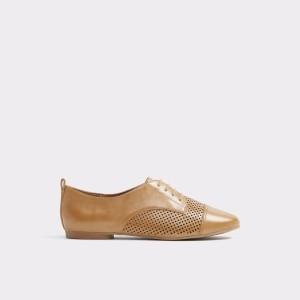 Pantofi ALDO maro, Olaya, din piele ecologica