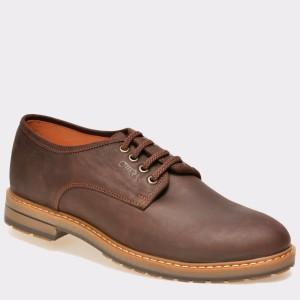 Pantofi OTTER maro, 41317, din piele naturala