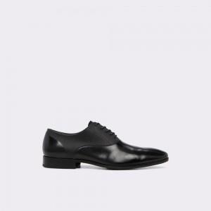 Pantofi ALDO negri, Picca97, din piele naturala