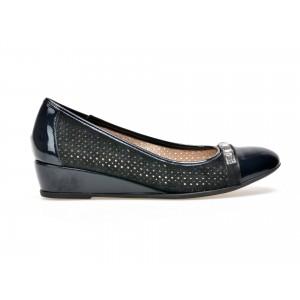 Pantofi STONEFLY bleumarin, Magii7, din piele intoarsa