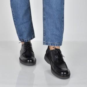 Pantofi STONEFLY negri, Musk10, din piele naturala