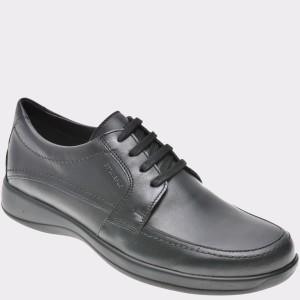 Pantofi STONEFLY negri, Seaii2B, din piele naturala