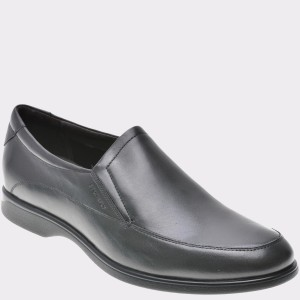 Pantofi STONEFLY negri, Smart5, din piele naturala