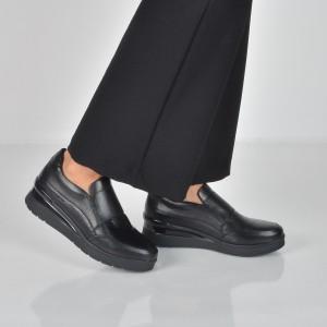 Pantofi STONEFLY negri, Cream1, din piele naturala