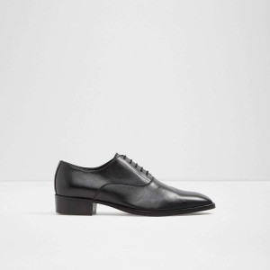Pantofi ALDO negri, Voltu97, din piele naturala