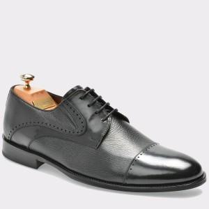 Pantofi LE COLONEL negri, 42224, din piele naturala