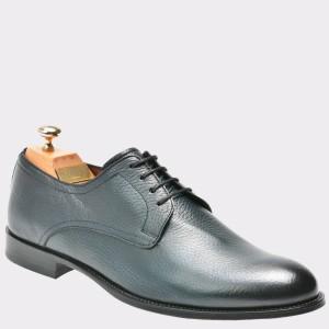 Pantofi LE COLONEL bleumarin, 45209, din piele naturala