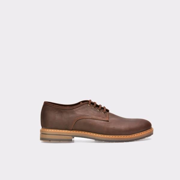 Pantofi OTTER maro, 41317, din piele naturala de la Otter tezyo.ro – by OTTER Distribution