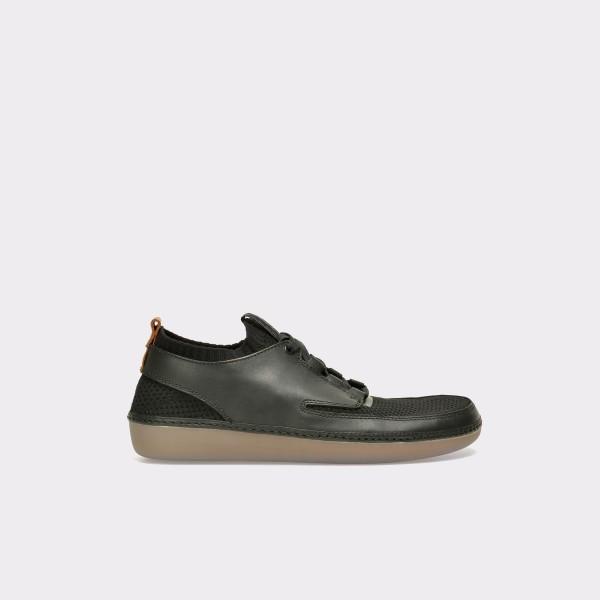 Pantofi CLARKS negri, 6125774, din material textil de la Clarks tezyo.ro – by OTTER Distribution