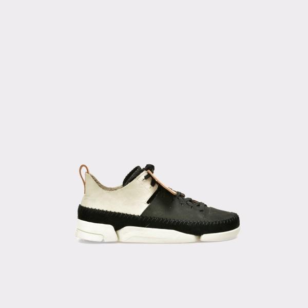 Pantofi CLARKS negri, 6122730, din nabuc de la Clarks tezyo.ro – by OTTER Distribution