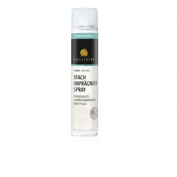 Spray de impregnare cu triplu efect de la Solitaire tezyo.ro – by OTTER Distribution