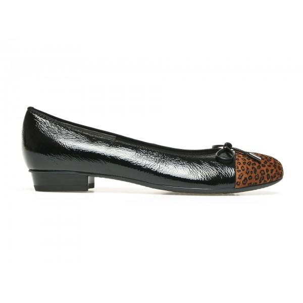 Pantofi ARA negri, din piele naturala lacuita de la Ara tezyo.ro – by OTTER Distribution