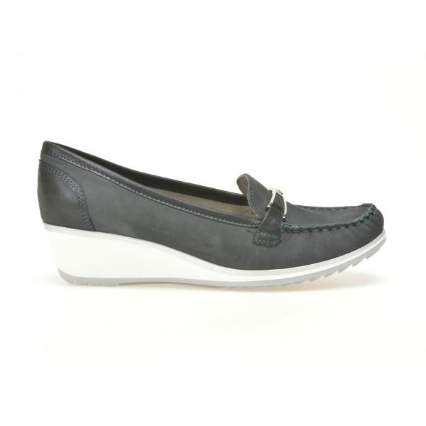 Pantofi ARA bleumarin, 30908, din nabuc de la Ara tezyo.ro – by OTTER Distribution