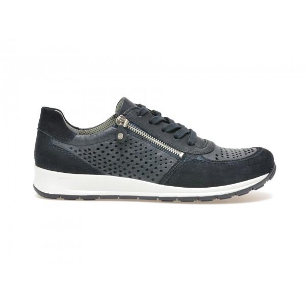 Pantofi Ara Bleumarin  34556  Din Piele Naturala
