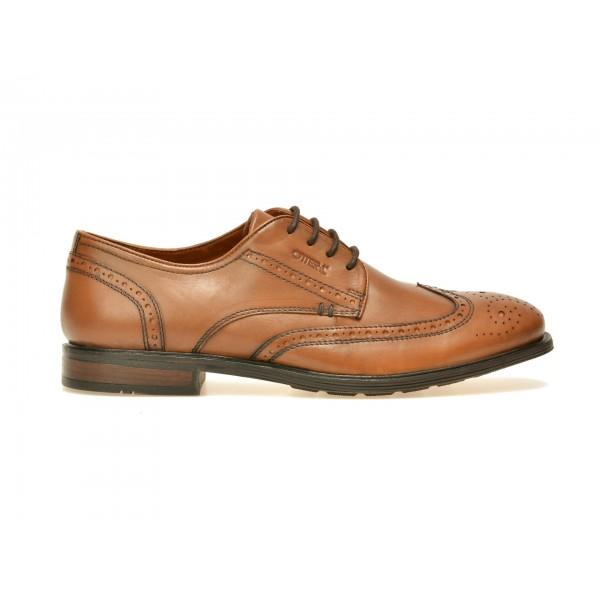 Pantofi OTTER maro, 950303, din piele naturala de la Otter tezyo.ro – by OTTER Distribution