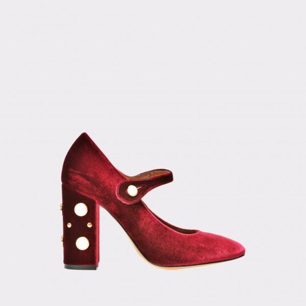 Pantofi EPICA visinii, 1289, din material textil de la Epica tezyo.ro – by OTTER Distribution