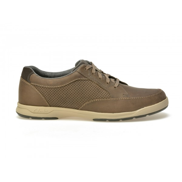 Pantofi Clarks Gri  6125953  Din Nabuc