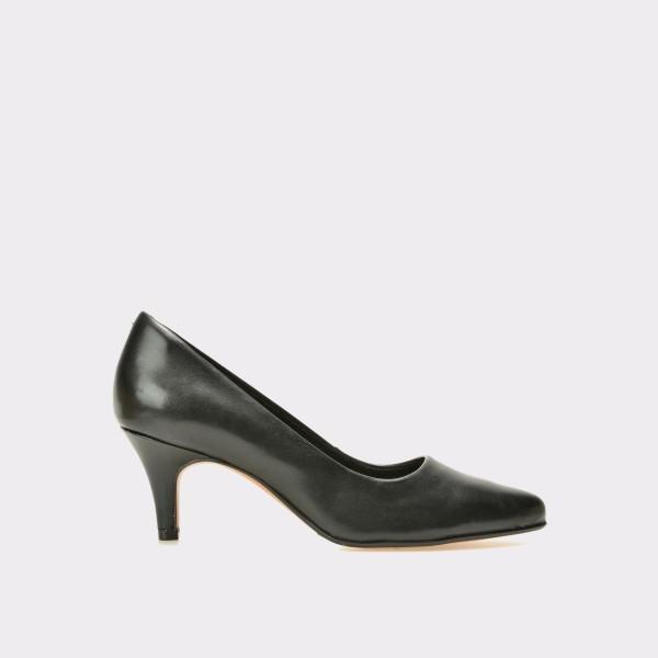Pantofi CLARKS negri, 6123111, din piele naturala de la Clarks tezyo.ro – by OTTER Distribution