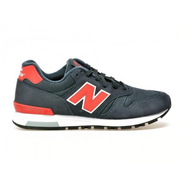 Pantofi Sport New Balance Bleumarin  Ml565  Din Pi