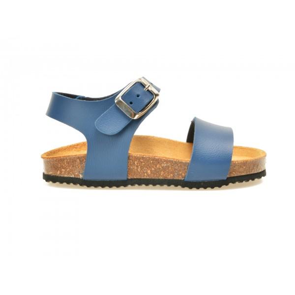 Sandale Pentru Copii La Compania Natural Bleumarin  Nino  Din Piele Ecologica