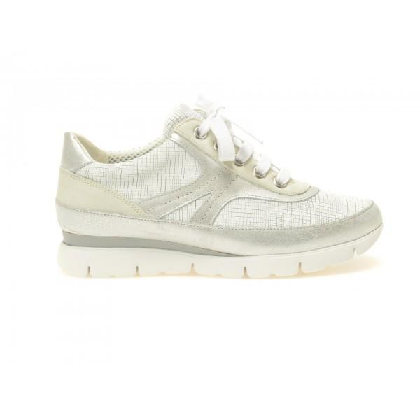 Pantofi FLEXX argintii, Movetee, din piele ecologica de la Flexx tezyo.ro – by OTTER Distribution